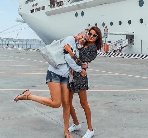 vriendin cruise
